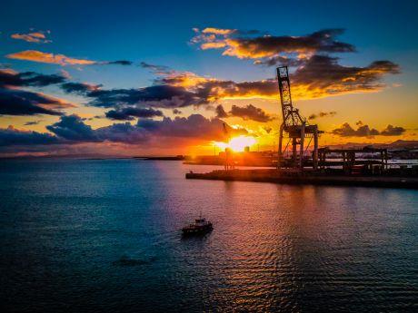 Sundown in Arrecife  (POTD)