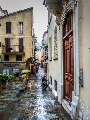 French Rain  (POTD)